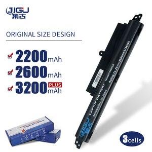 Image 1 - JIGU 3 komórki A31LM2H A31LM9H A31LMH2 A31N1302 A3INI302 bateria do laptopa asus dla VivoBook F200CA F200M FX200CA X200CA