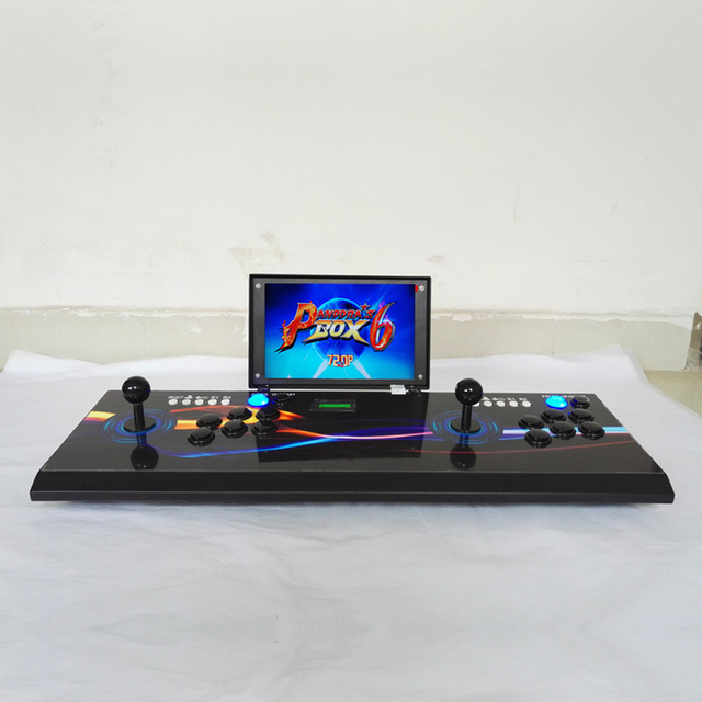 Joystick Console with 1300 Games