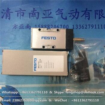 MLH-5-1/4-B festo пневматические компоненты оригинальный электромагнитный клапан