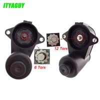 OE 3C0998281A 3C0998281B 32330208 3C0998281 12 TEETH Wheel Handbrake Brake Caliper Servo Motor For For VW