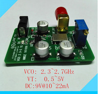2 4G 1 57G Sweep Frequency Interference Source VCO Manual External Voltage Control WiFi GPS