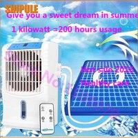 Neue erfindungen in china 6W luft condi + kühlung bett matratze = schön schlafen in heißer sommer doppel größe