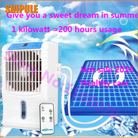 2016 New Inventions In China 6W Air Conditoner Cooling Bed Mattress Nice Sleep In Hot Summer