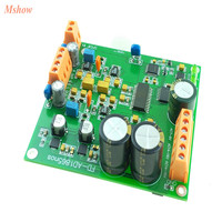 AD1865 decoder finished board r2r nos mode DAC hifi audio spdif in RCA OUT Digital to Analog Audio Converter Adapter