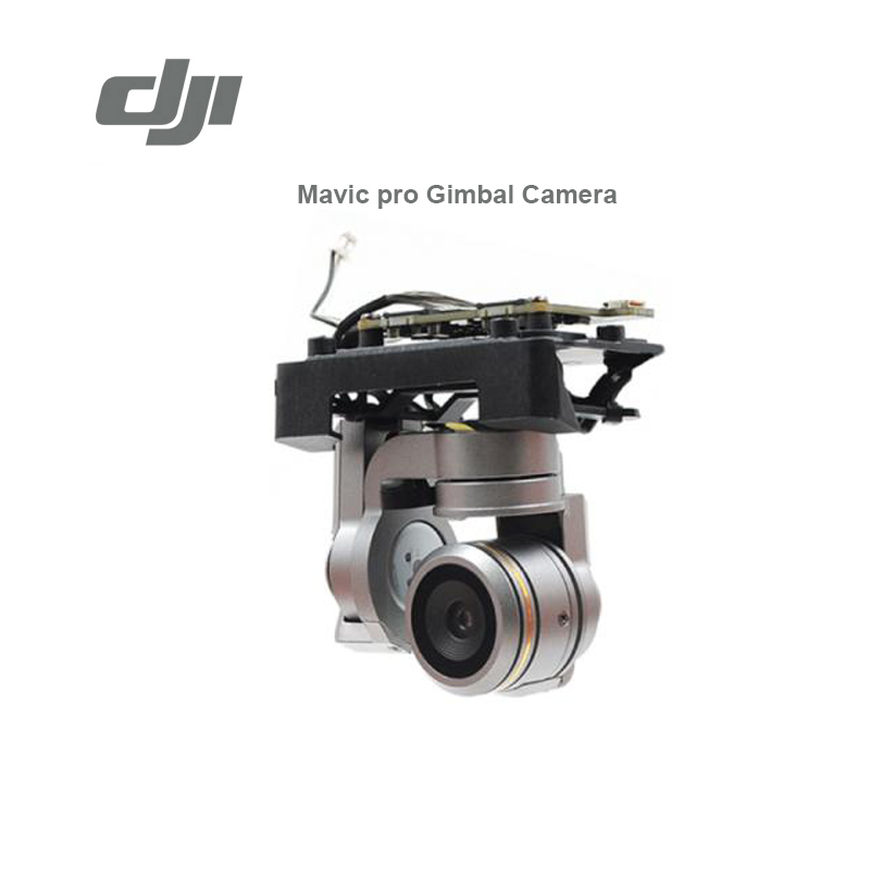 Original DJI Mavic Pro Gimbal Camera FPV HD 4k camera for mavic pro drone Brand new dji spark mavic multi functional shoulder bag for mavic pro hold drone and accessories original drone bags