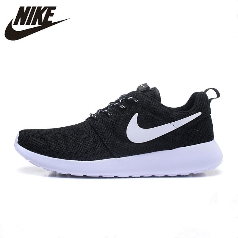 Running Shoes Genteel Nike Roshe One Original New Arrival Mens Running Shoes Sneakers Trainers 511881-020 Sneakers