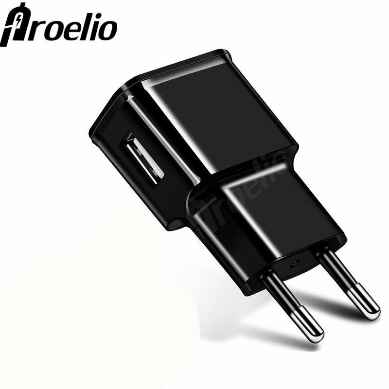 Proelio USB Charger Fast Charging For Phone For iphone X 8 Plus Xiaomi Samsung Note 9 Mobile Charger Adapater Micro USB Cable
