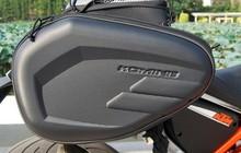 1 Пара SA-212 переметные мотоцикл хвост мешок багажа сумки Отправить водонепроницаемый чехол