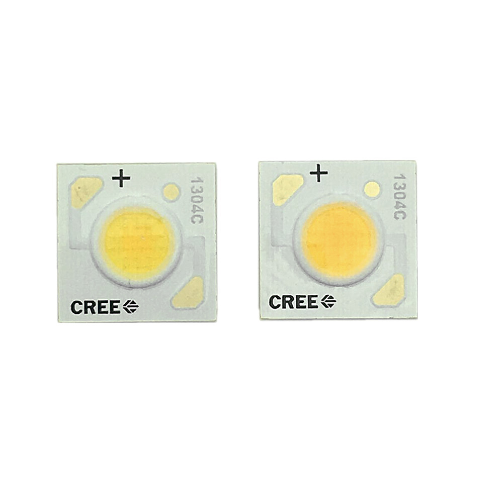 2pcs/lot Cree XLamp CXA1304 Led CXA 1304 3.7-10.9W COB EasyWhite 5000K Warm White 3000K LED Chip Emitter Light