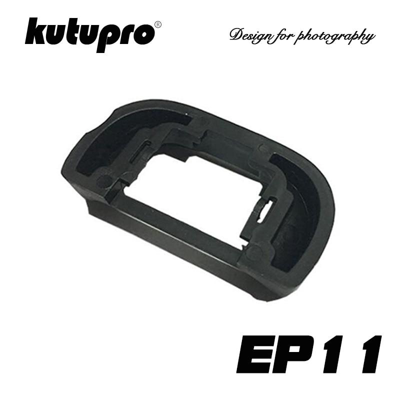 Kutupro FDA-EP11 EP-11 EP11 Viewfinder Eyecup Eye Cup Eyepiece For Sony SLT-A57 A58 A65 A7II A7M2 A7R A7S DSLR Camera