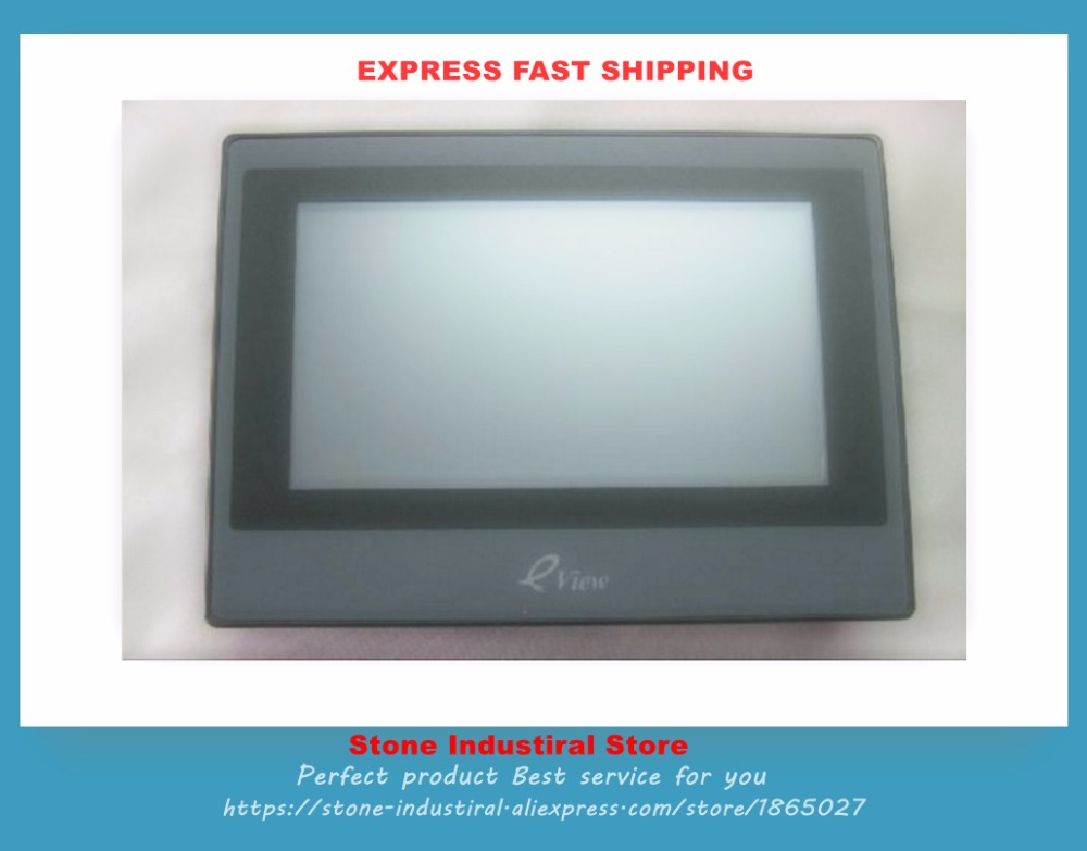 7 inch HMI Touch Panel ET070 New et070 100% Tested Good Quality with box 7 inch et070 eview hmi touch panel module with programming cable&software new in box
