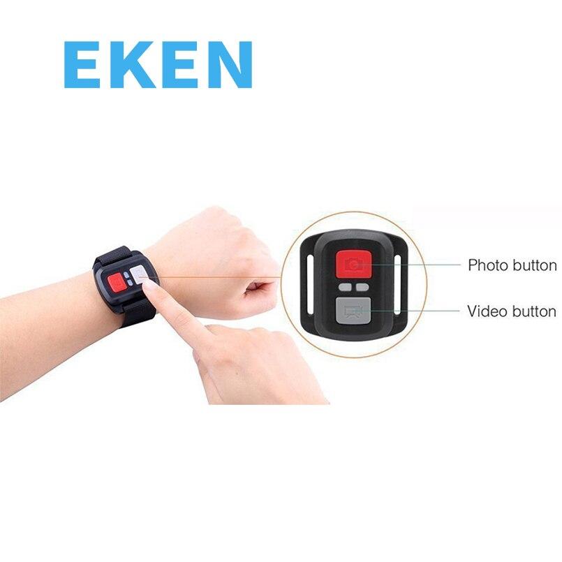 Original EKEN Remote Control 100% 2.4G RC for action camera EKEN sport cam h9r / h3r / h8r / h6s / h7s / h7pro /h5s plus