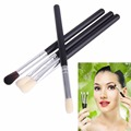 free shipping 4pcs Professional  Eye Shadow Brush Makeup Goat Hair Brushes Set