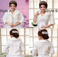 Long Faux Fur Wrap Bridal Shawl Jacket Shrug Bolero Coat with Sleeves Wedding Dress Accessaries Winter Autumn Spring