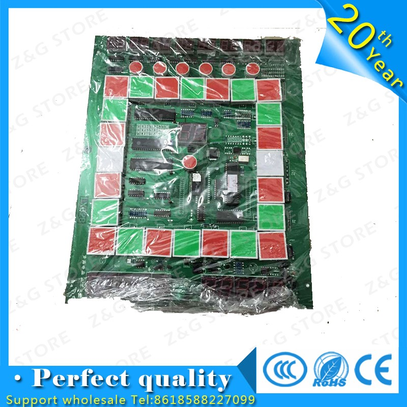 1PCS New Mario Game PCB for wolf 2/Casino/Slot Game Board for Arcade Game Machine