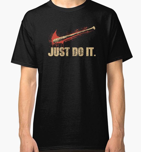 Walking Dead – Just Do It Shirt Tshirt