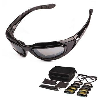 e676072211 Polarizadas Lentes Gafas De Kit Ejército Sol Militares C5 4 bIYf76ygv