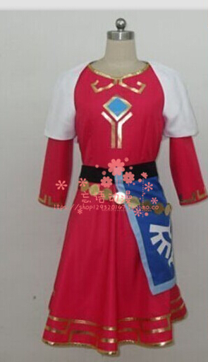 Tailored The Legend of Zelda Princess Cosplay Costume