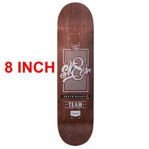 Image 3 - SK8ER Canadian Maple Skateboard Decks 8 inch Quality 8 Layers Canadian Maple Skate Deck with 1 pc gtiptape