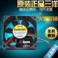 48V 0.09A 109L0848H481 original 80*80*25 ball axial flow fan