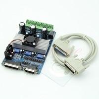 TB6560 3 Axis CNC 3 5A Stepper Motor Driver Controller Board NEW