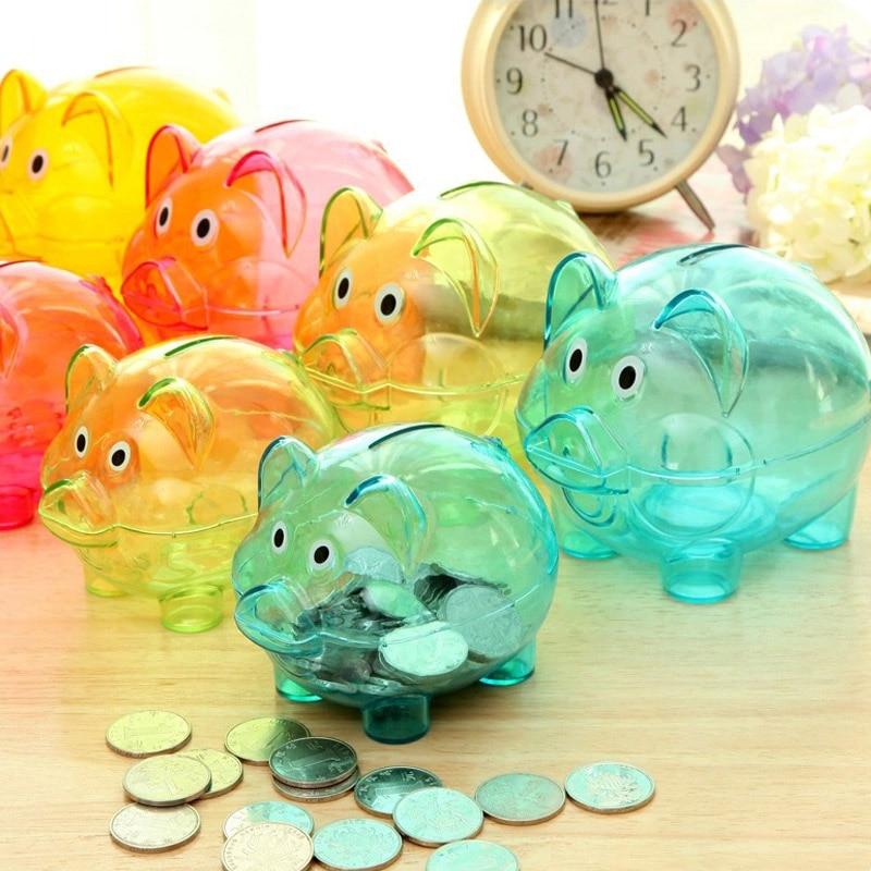 Home Decor Twist Birthday Gift Storage Box Storage Jar Money Boxes Piggy Bank