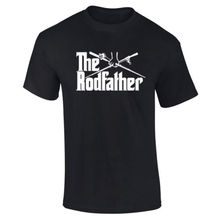 Mens The Rodfather Parody  Funny Slogan T-shirt S-XXXL New T Shirts Tops Tee Unisex