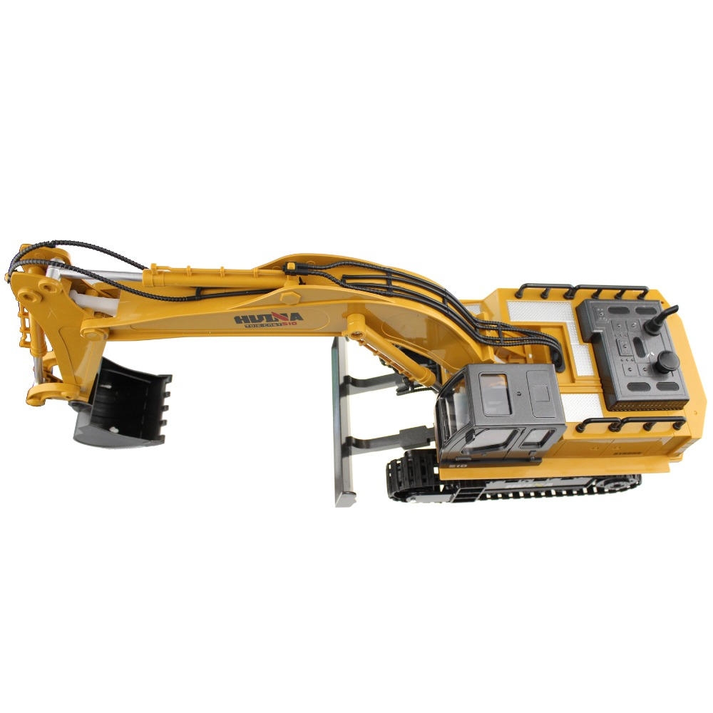 aliexpress com buy rc excavator alloy 2 4g 11ch bulldozer digger
