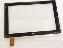 New touch screen digitizer For 10 1 wins Tablet Oysters T104WSi 3G t104 wsi Touch panel