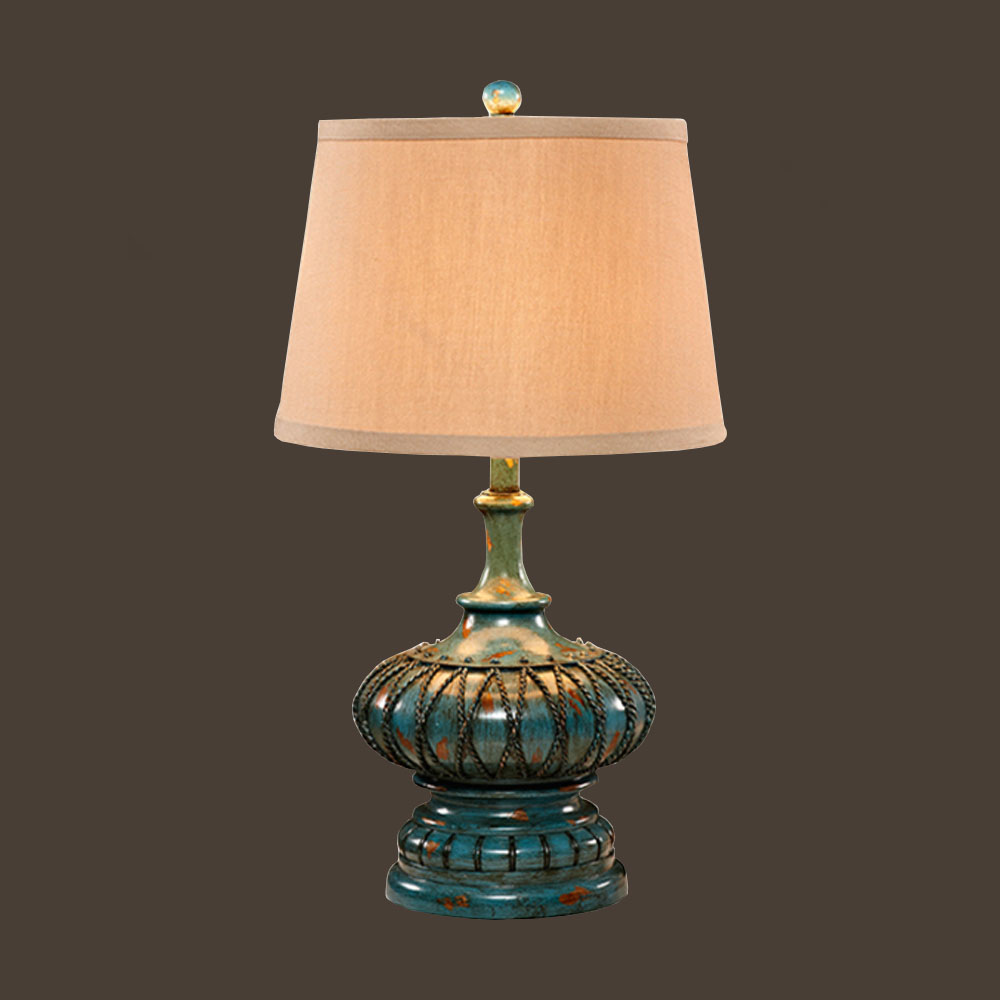 HGHomeart E27 Retro Desk Lights LED Luxury Bedroom Living Room European Style Table Lamps 110V/220V Bedside Lamp Lighting шапка coccodrillo шапка