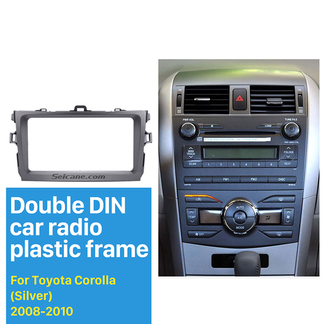 2005 corolla stereo installation kit