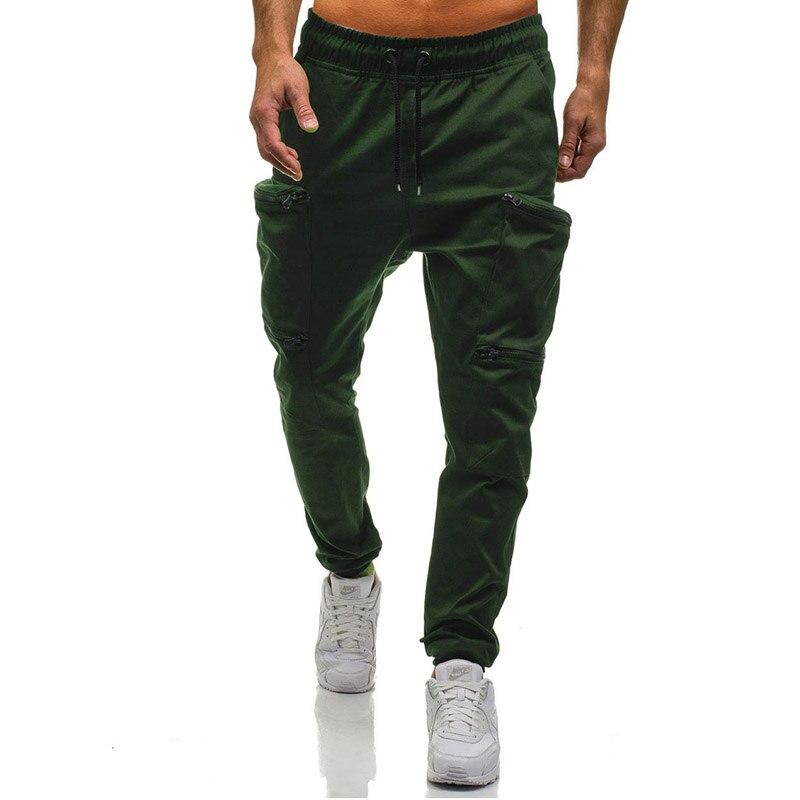 Sport wear Gym Fitness Men Jogging Pants  (12)