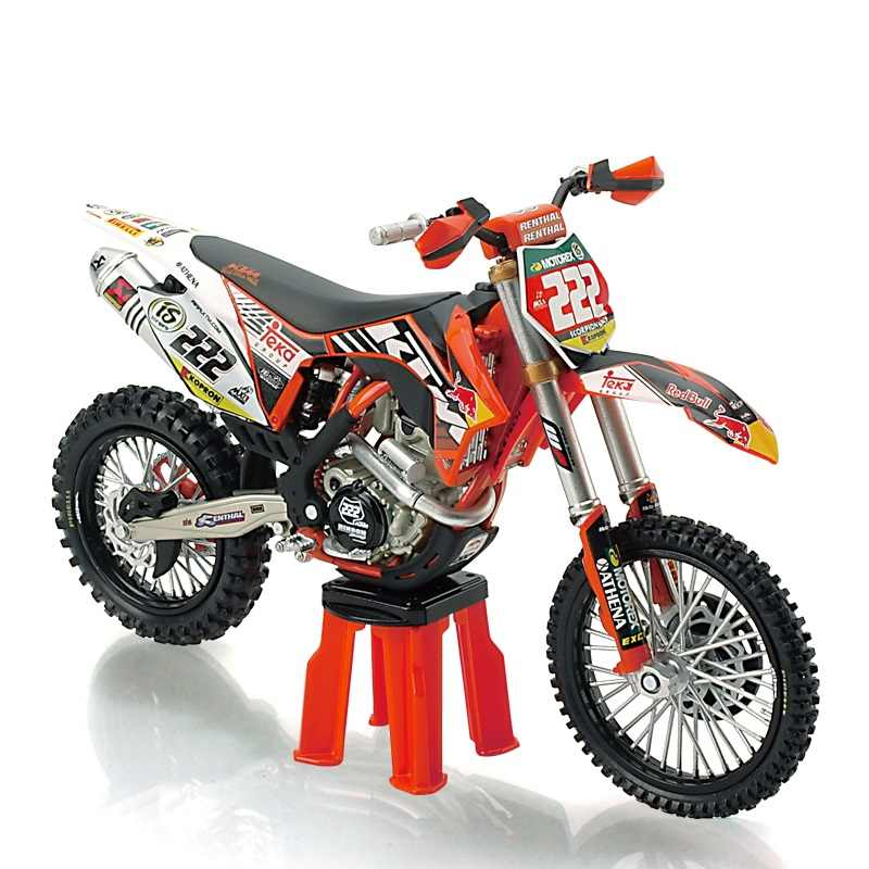 Detail Feedback Questions about Automaxx 1:12 KTM Red bull