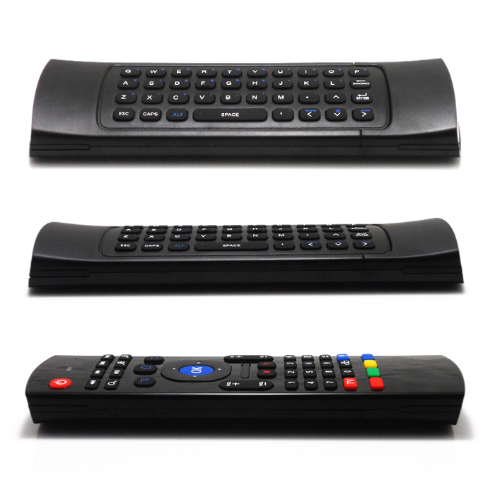Newest 2.4G Wireless Remote Control Keyboard Air Mouse For XBMC Android TV Box Suppion