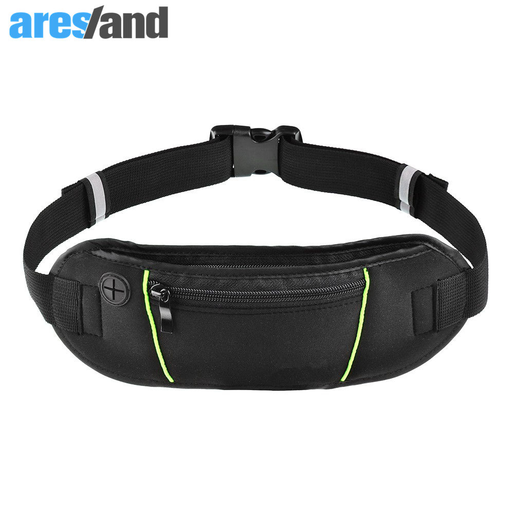 2017 Waist Bags Running Fanny Pack Women Waist Pack Pouch Belt Bag Men Purse Mobile Phone Pocket Case Camping Hiking Sports Bag new pu leather cell mobile phone case small messenger shoulder cross body belt bag men fanny waist hook pack