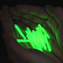 Lightstick Glow Fishing Float  30pcs/lot  Fish King Pesca Tackle For Fishing 4.5*3.9 35m Available Fishing Glow Lightstick
