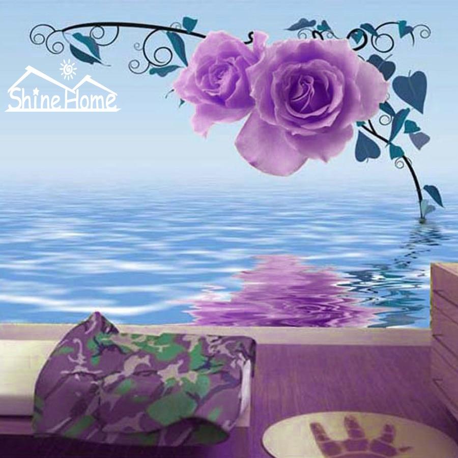 Online Kaufen Großhandel lila rose fotos aus China lila rose fotos ...