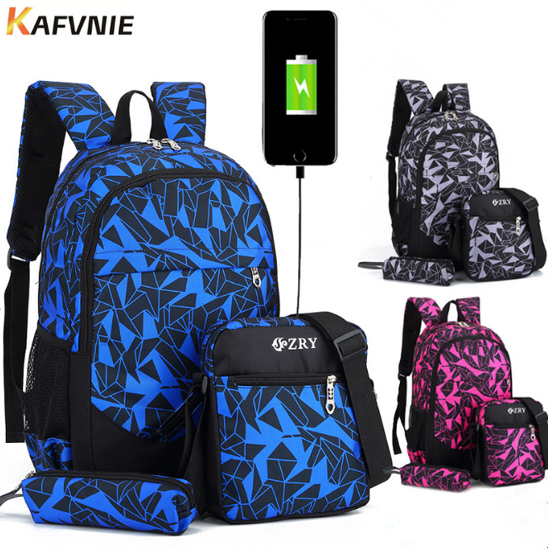 Hot Fashion 3D Lion Pattern Bag Men/'s Bag Leisure Bag Backpack Travelling Bag