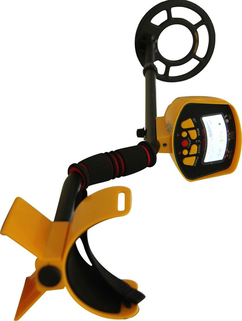 Professional Metal Detector MD9020C Underground Gold High Sensitivity and LCD Display MD-9020C Metal Detector