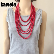 Free Shipping New Five Layers Marble Natural Stone Collar Statement Chunky Red Necklace free shipping wholesale false collar 2 layers lace collar necktie tie necklace jewelry