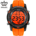 Cool Men Sport Watches Waterproof LED Digital Watch for Male IP Alloy Dial Silicone Strap Casual Wristwatch reloj hombre WS1145