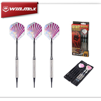 WINMAX KING Best Quality 16G & 18G Soft Tip 90% Tungsten Souple Softtip Darts for Electrical Dartboard