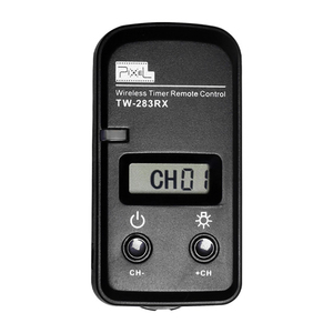 Image 2 - Pixel TW 283 Wireless Timer Remote Control Shutter Release (DC0 DC2 N3 E3 S1 S2) Cable For Canon Nikon Sony Camera TW283