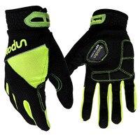 Boodun Cycling gloves MTB Road Bike Bicycle Cycle Racing Gloves Full Finger Mountain GEL luvas para Guantes Ciclismo invierno