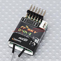 FrSky D4R-II 4ch 2.4Ghz ACCST Receiver (w/telemetry) for rc helicopter quadcopter drone free shipping