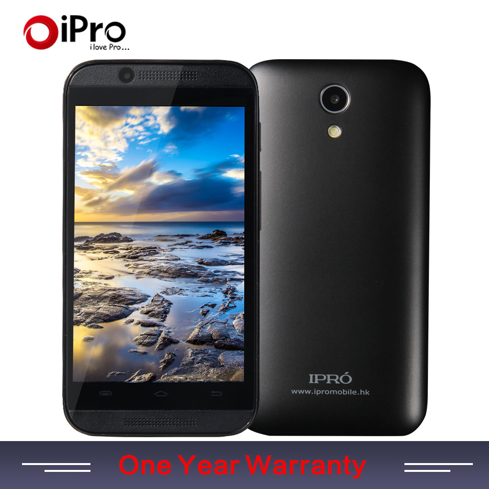 IPRO Brand Original Cell Phone Dual Core Smartphone Russian 3G 4 Inch 512M RAM 4GB ROM