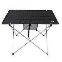 Portable Foldable Folding Table Desk Camping Aluminium Alloy Ultra light Picnic Table Durable Folding Table Desk For Picnic