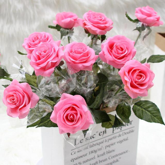 Rose's Bouquet for Party Decoration Set 10 Pcs