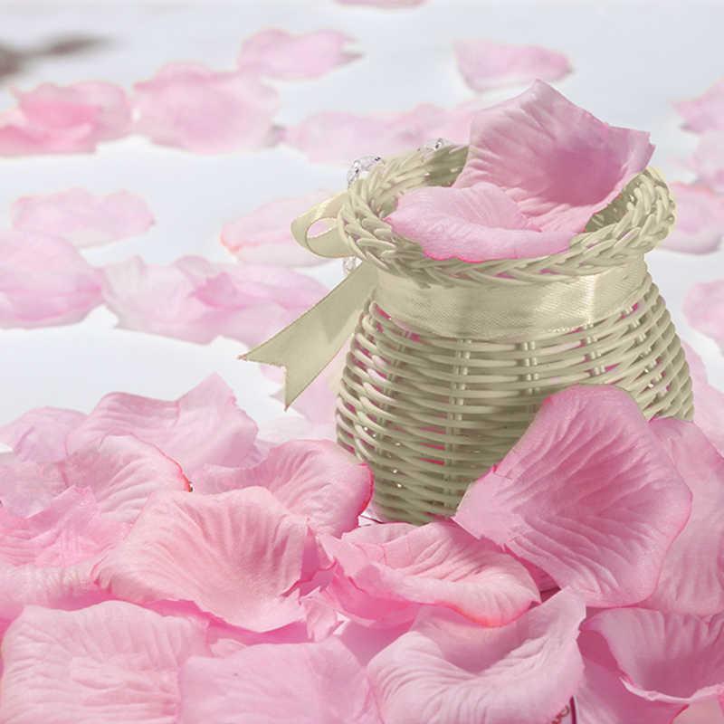 Parties Jade Silk Rose Petals Engagement Wedding Birthday Confetti