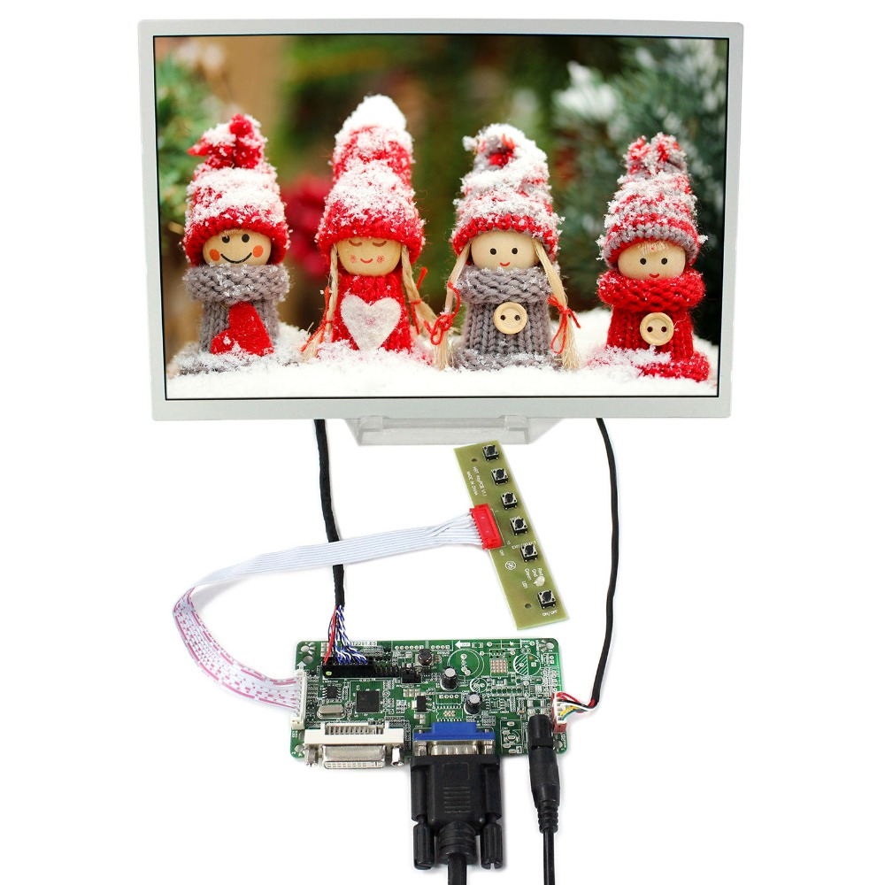 DVI+VGA LCD Controller Board 12.1inch 1280x800 LQ121K1LG52 LCD Screen guano apes guano apes proud like a god 180 gr colour